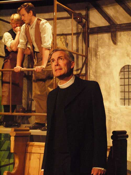 Thomas Frere - theatre actor, 'A Month in the Country'