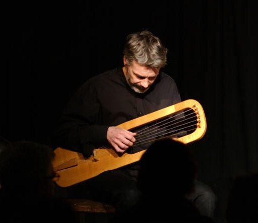 Thomas Frere Nordic Harp - actor, musician