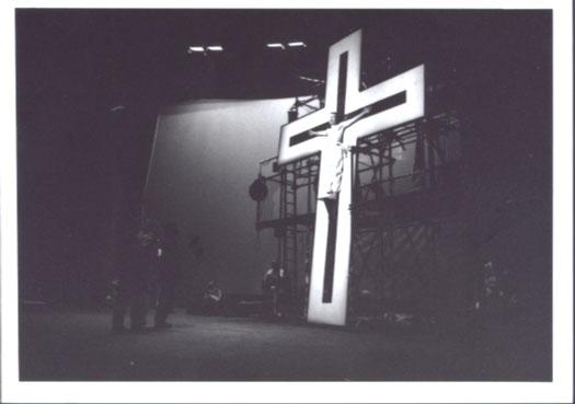 Jesus - Thomas Frere - Harrogate Theatre
