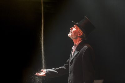 Thomas Frere theatre actor - The Sand House, Doncaster